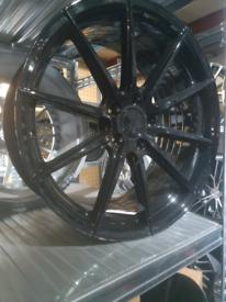 "Alloy wheels 19"" 5x112 fits mercedes audi skoda seat volkswagon"