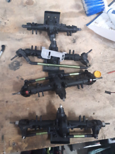 Rc car axles and driveshafts