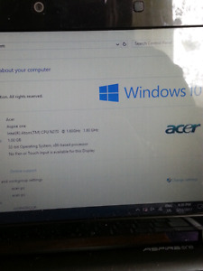 Acer note  book