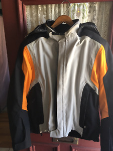 Street Touring 3 Jacket and Rally 3 pants Size 44 US