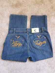 REDUCED-  Brand name  Apple Bottom jeans size 7/8