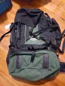 Extra large hiking pack