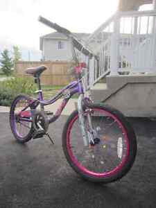 Monster High fixie bike.