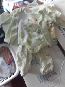 Newborn coming home outfit lion king