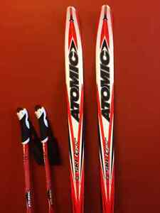 Youth Cross-Country Skiis, Boots & Poles - MINT CONDITION!!