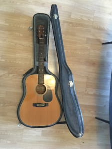 Fender Acoustic Guitar perfect for beginners!!