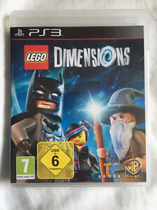 Lego Dimensions PS3 Disc Only