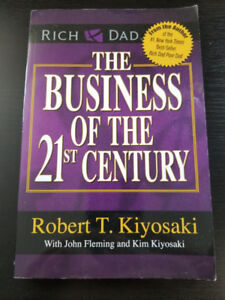 Rich Dad The Business of the 21st Century