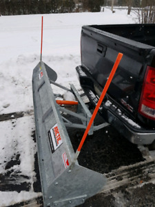 """Arctic Plow Partner 96"""" Backplow Like New"""