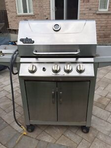 GRILL CHEIF - BBQ - natural gas ready
