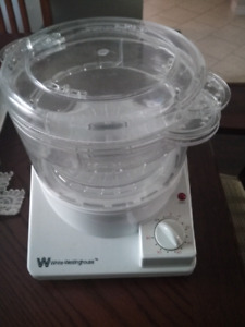 WHITE WESTINGHOUSE RICE COOKER!!