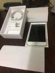 APPLE IPHONE GOLD 6 PLUS 16GB NEW WITH BOX London Ontario image 2