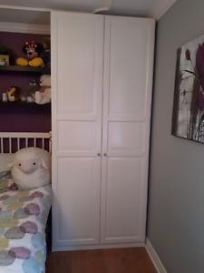 Armoire blanche IKEA