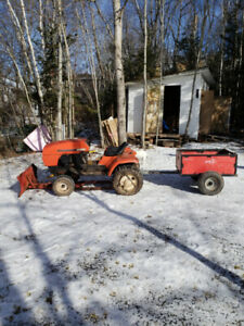 16hp Arriens Hydrostatic tractor for sale