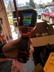 Milwaukee M12 12-Volt Lithium-Ion Cordless Thermal Imager