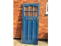 Timber External door