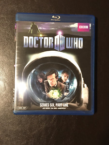 Doctor Who: Serie 6 pt.1 Blu-Ray