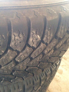 Goodyear Winter Tires and Rims Stratford Kitchener Area image 6