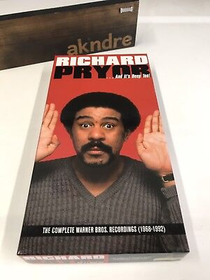 Richard Pryor    And Its Deep  Too  The Complete Wb Recordings  1968 1992