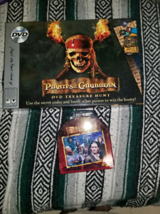 Disney's Pirates of the Caribbean board game