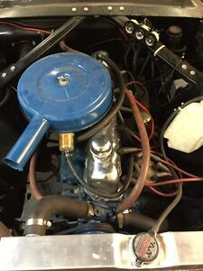 Ford 200ci Engine