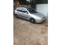 """Ford Focus st170, 17"""" alloys x4 with good tyres"""