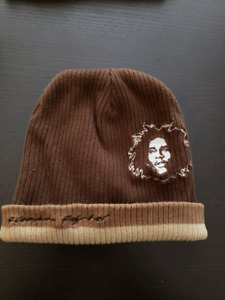 75d7966a7d8 Bob Marley Freedom Fighter Winter Hat