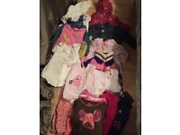 Clothes bundle 6-12 months girls