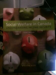 SOCIAL WELFARE IN CANADA  Peterborough Peterborough Area image 1