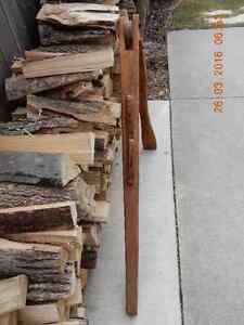 Antique wooden wagon jack Sarnia Sarnia Area image 2