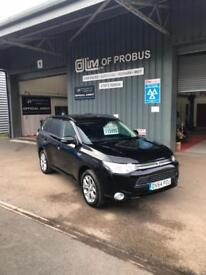 Mitsubishi Outlander 2.0 ( 119bhp ) 4X4 PHEV ( 5st ) Auto 2014MY GX4h *NOW SOLD*