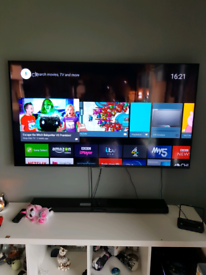 Sony 55 android led tv