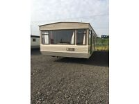 Static caravan for sale - Atlas Encore 35x12 2 bedrooms
