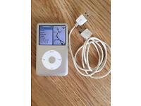Classic Apple iPod 160GB (7th Gen) Silver