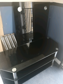 Free Glass TV stand and dining table