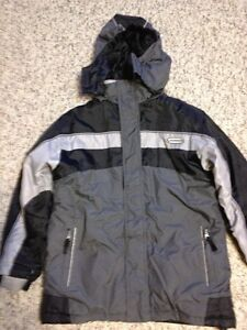 Boys Winter Coat Alpine Tek