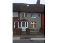 3 BED HOUSE: CANNINGTON ROAD BECONTREE RM9 4BL (NO DSS CALLS)
