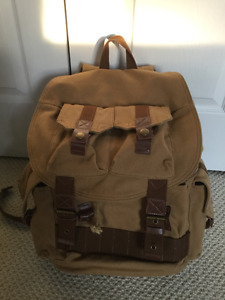 High Density Canvas Camera Bag