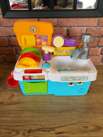Leapfrog Scrub & Play Smart Sink toy