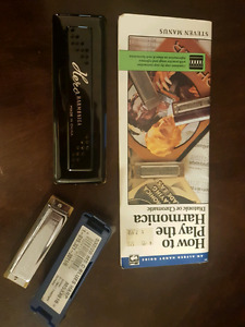 MS Blues Harp & How To Book (HERO HARMONICA SOLD)