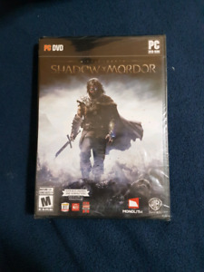 Shadow of Mordor (BRAND NEW UNOPENED)