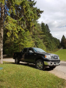 2007 Ford F150 5.4 triton supercrew LOW KMS
