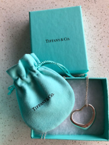 TIFFANY Floating Heart Pendant