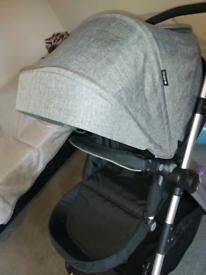 Cuggl pushchair