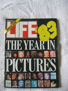 LIFE special issue 1978, 1983, 1984 $20 lot.