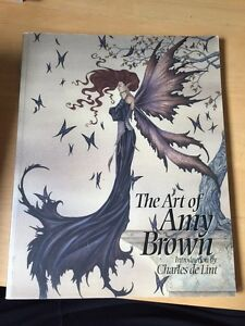The art of Amy Brown watercolour