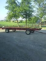 Big Bale Wagon