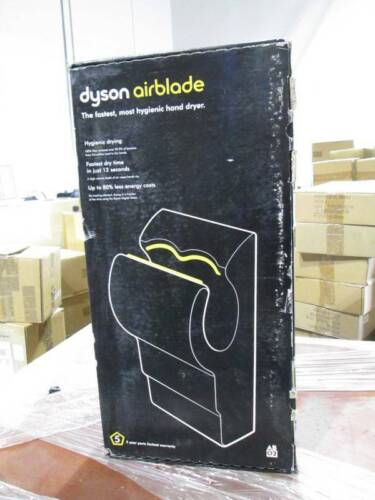 Dyson Airblade AB02 Touchless Hand Dryer New in Box