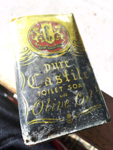 Pure Castile Soap with Olive Oil