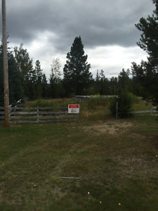 RV lot for sale or home will look at trades